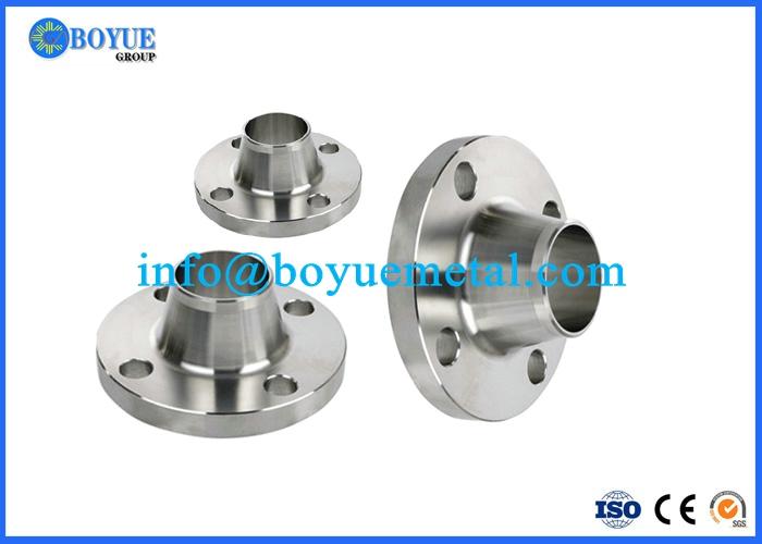 Flanges WN 150BL 14Sch40s ASTM A182 F55SUPERDUPLEX UNS S32760