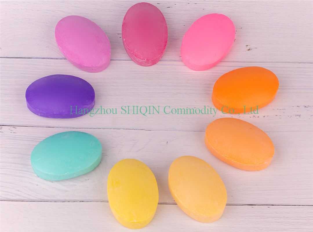 Wholesale fruit soap 75g from hangzhou shiqin commodity