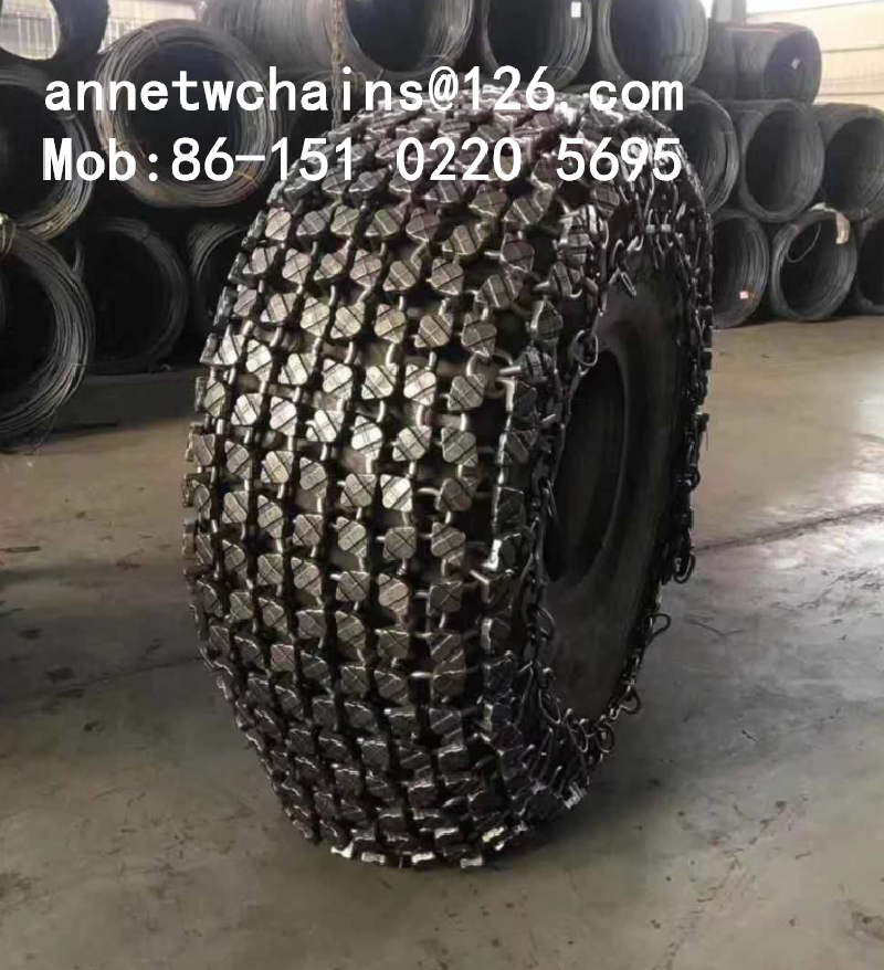 Tyre Protection Chains 100020 from China Manufacturer