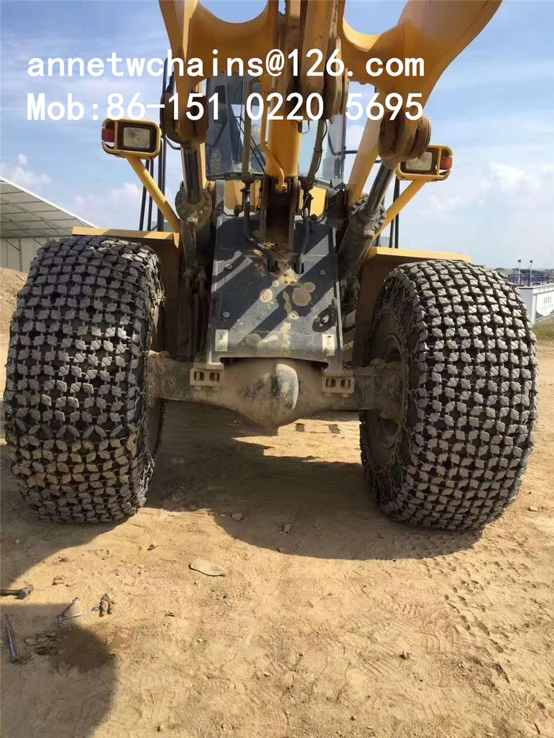 Snow Chains 20525 for Wheel Loader