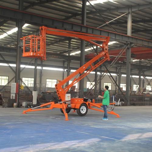 hydraulic lift platform Articulated Boom Lift