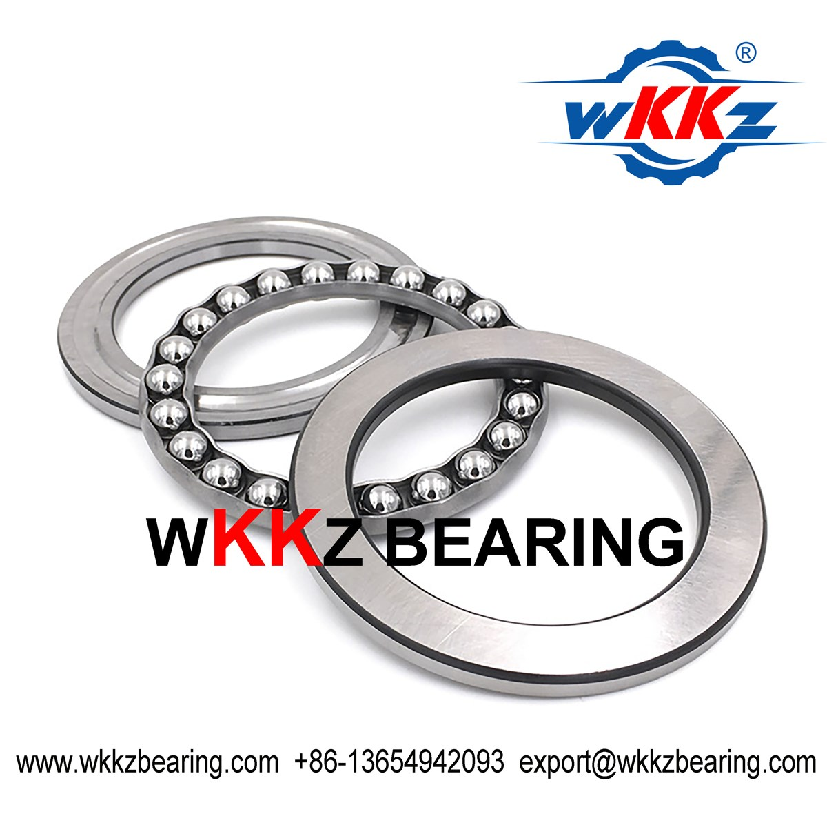 China bearing 51124 thrust ball bearingWKKZ BEARING