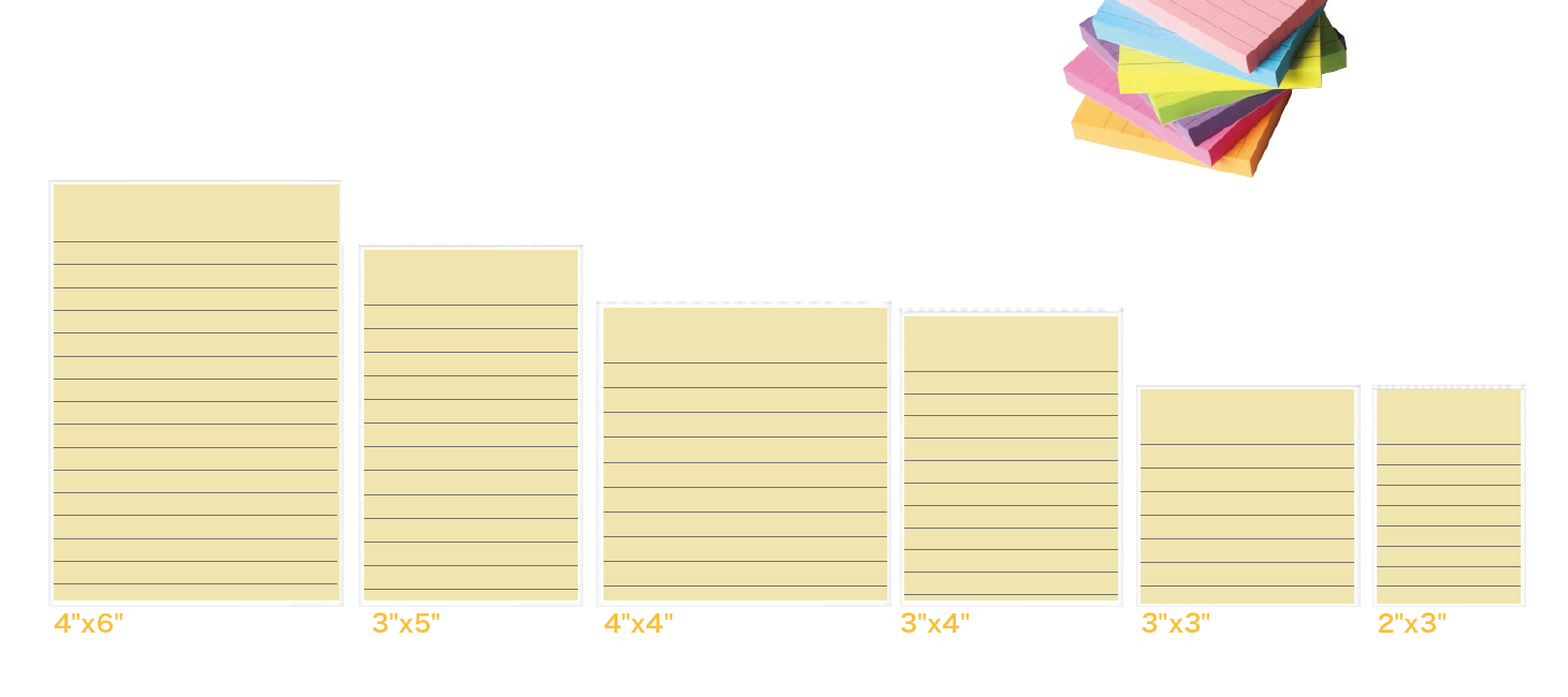 Custom Colorful PET Index Tab Flags Removable Transparent Desk Sticky Notes factory