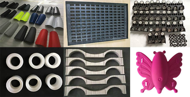 Plastic injection molding plastic parts