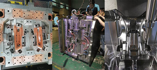 Rapid tooling CNC mold fabrication service