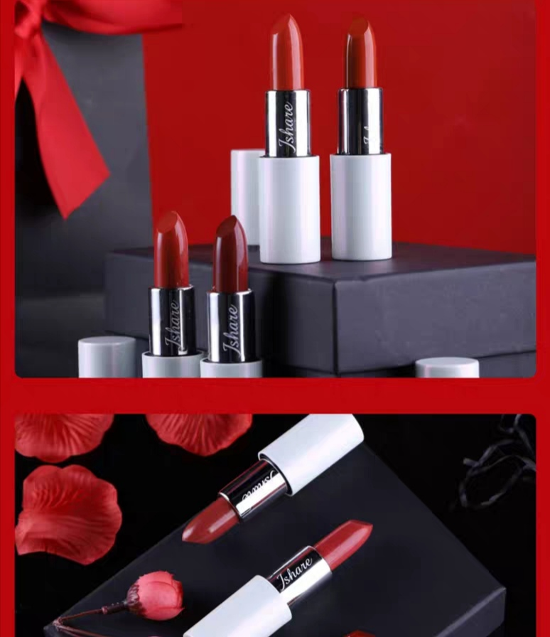 NiJia Moisturizing waterproof longlasting smooth lipstick