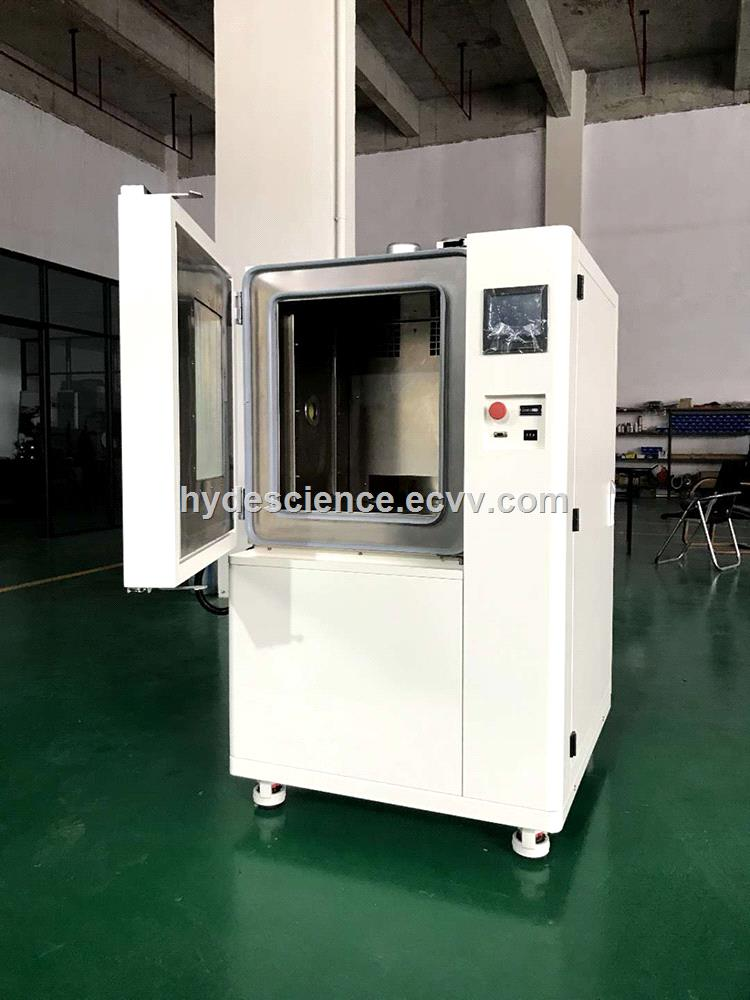 High low temperature test chamber