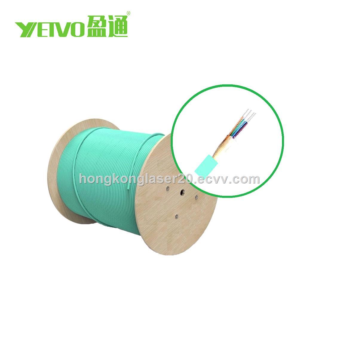 Indoor Fiber Cable GJFJV with Kevlar inside