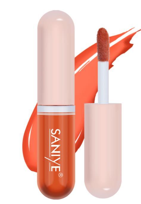 NiJia Liquid Matte Lipstick Waterproof Longlasting Mini Red Lip
