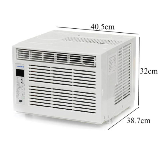 Air Conditioner 12000BTU 220V LED Desktop Air Conditioning Mini Household