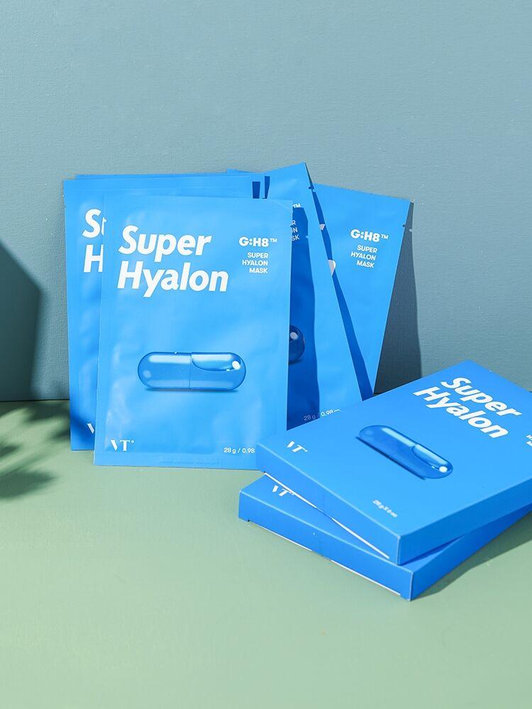 VT GH8 Super Hyalon Moisturizing Mask