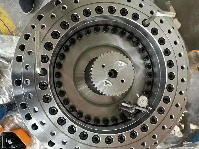 High precision turntable YRT rotary table bearing