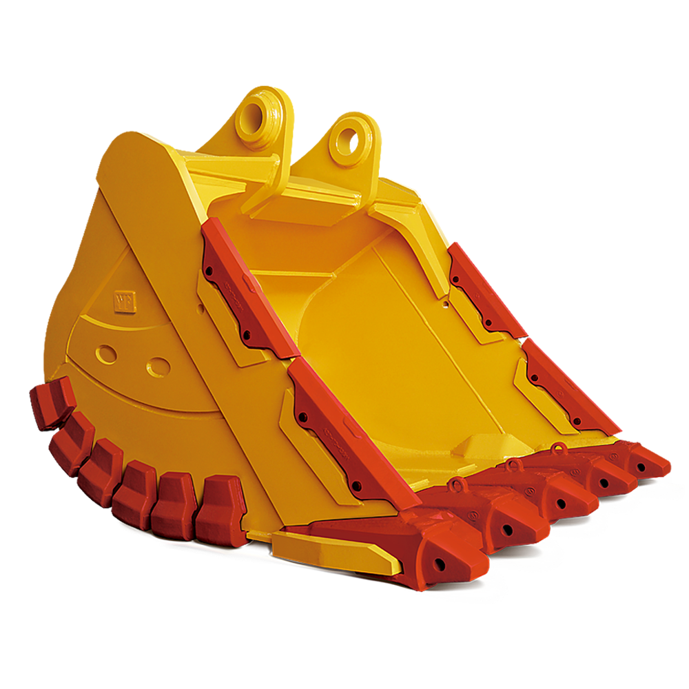 China Factory Construction Machinery Parts spare parts excavator bucket