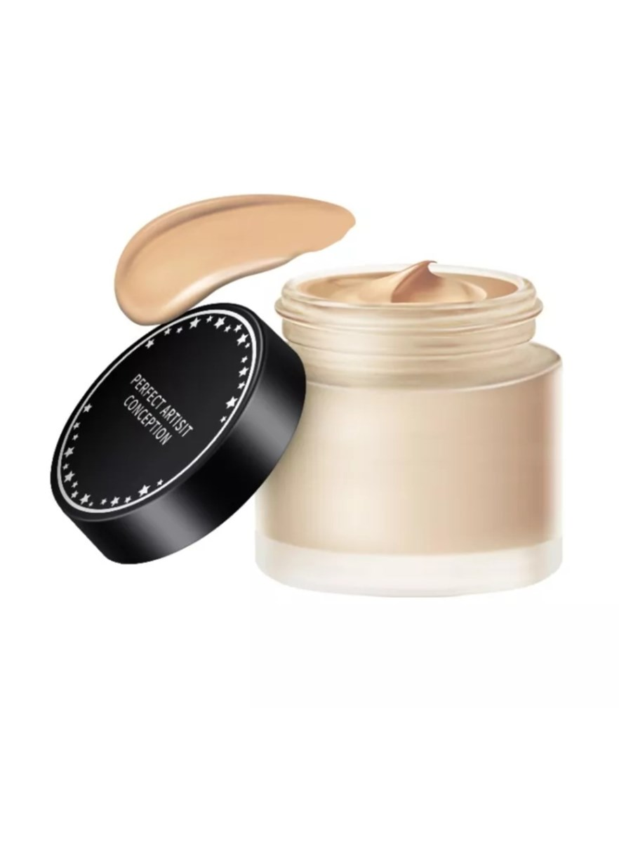 il skin does not take off makeup oil control foundation liquid
