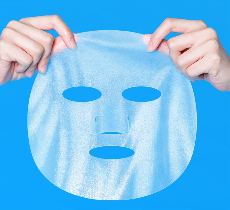 Facial Mask Moisturizing Hydration Oil Control Shrink Pore Depth Replenishment AntiAging Whitening