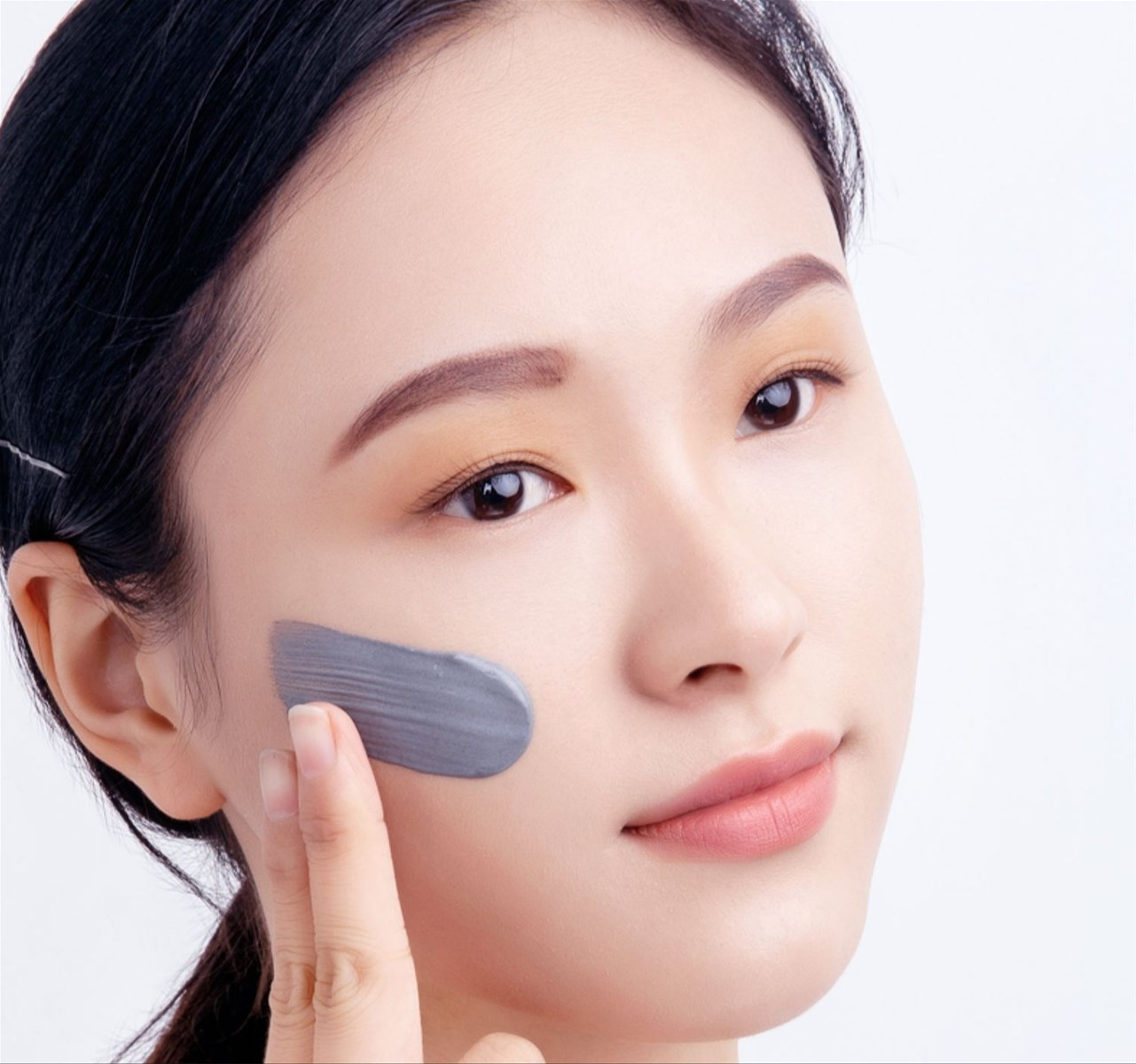 Facial Mask Volcanic Clay Oil Control Deep Cleaning Blackhead Remover Purifying Shrink Pore Acne Treatment Mask for Face