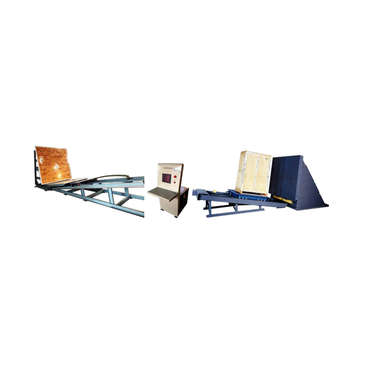 1000kg incline impact test system