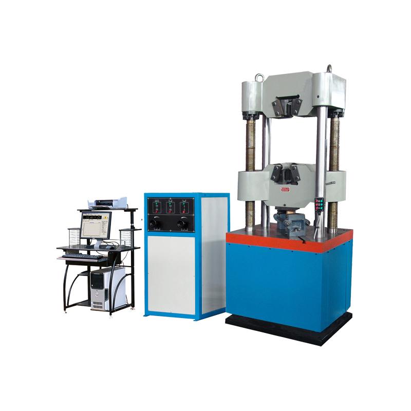 Screen Display Type Hydraulic Universal Testing Machine