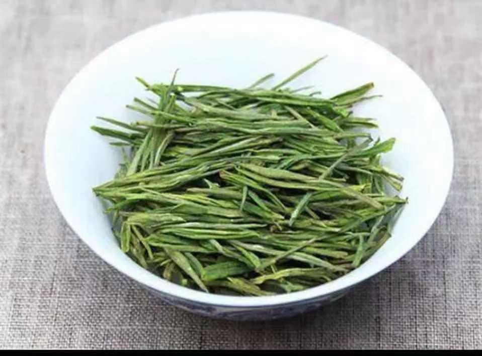 Junshan silver needle tea is yellow tea