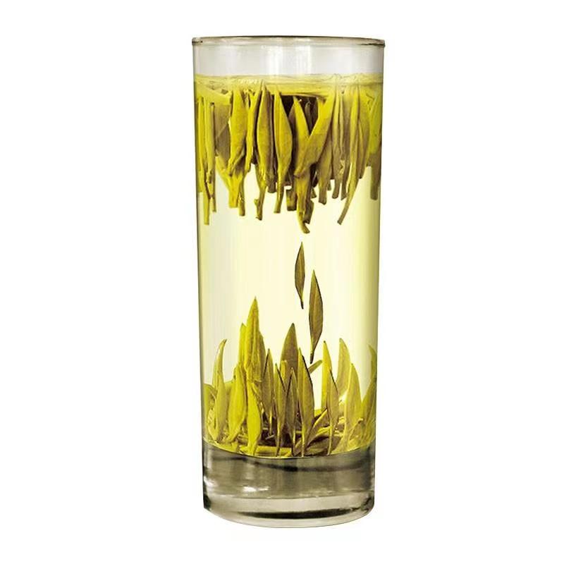 Junshan silver needle tea is yellow tea yueyang specialty