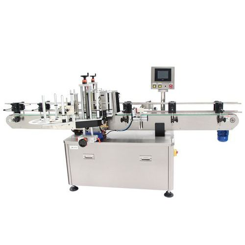 High Speed Front and Back Labeling Machine LD450S