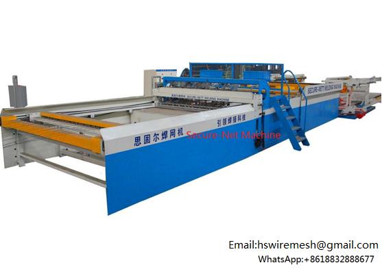 Automatic Welded Mesh Welding Machine