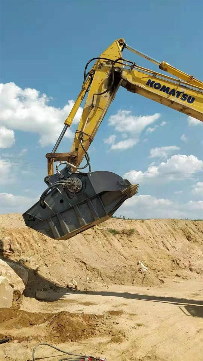 Hot Sale Crusher Bucket for All Excavtors from Original Manufacturer