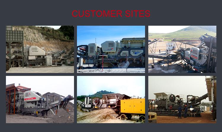 famous manufacturer 600 ton stone crasher mobile crusher stone crusher machine