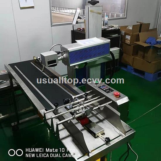 Whole Series CO2 Fiber UV Laser Printer for All Kinds of Materials Plastic BagPVC PipeAuto Parts Phone CaseMetal