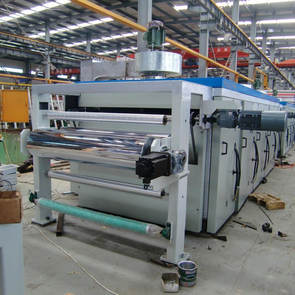 PVDF solar cell back panel film making machine 00200040mm PVDF solar cell back panel film making machine