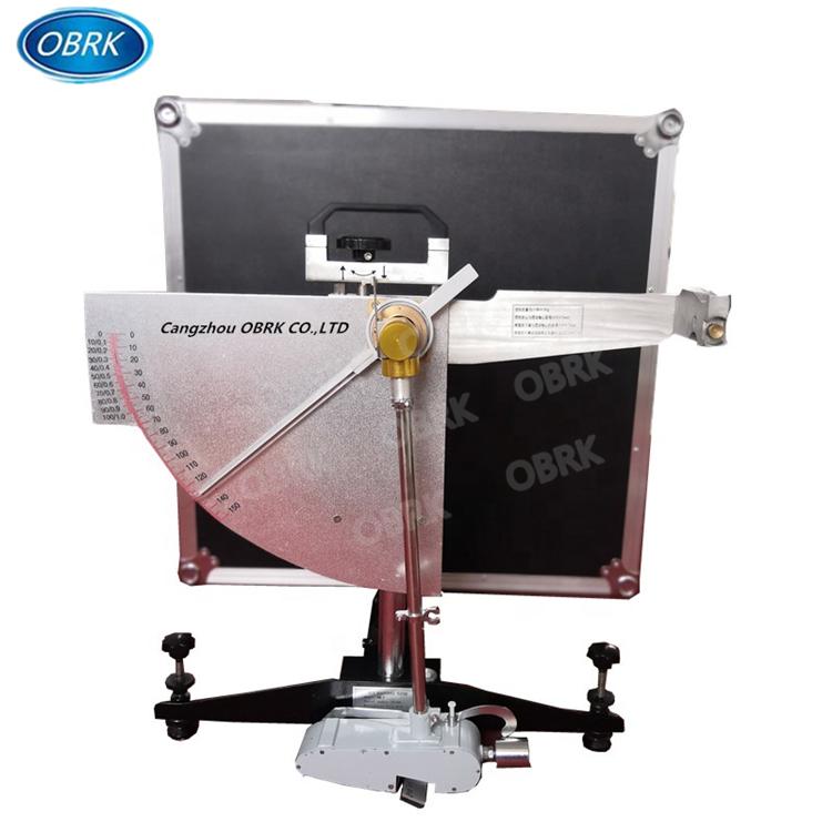 Skid Resistance Test Apparatus
