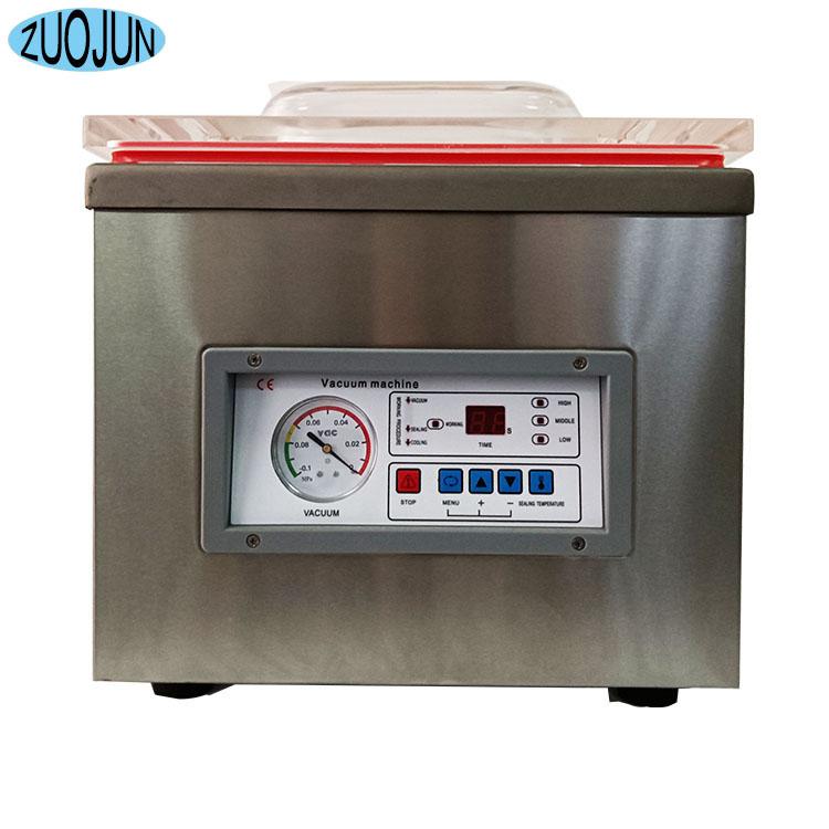 DZ260 Desktop Fruit Food Vacuum Sealing and Vacuum Packing Machine