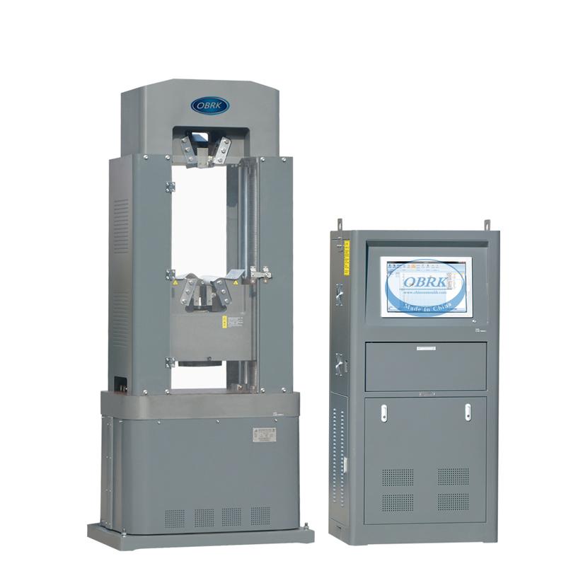 2000KN Microcomputer Servo Pressure Testing Machine HYE2000B