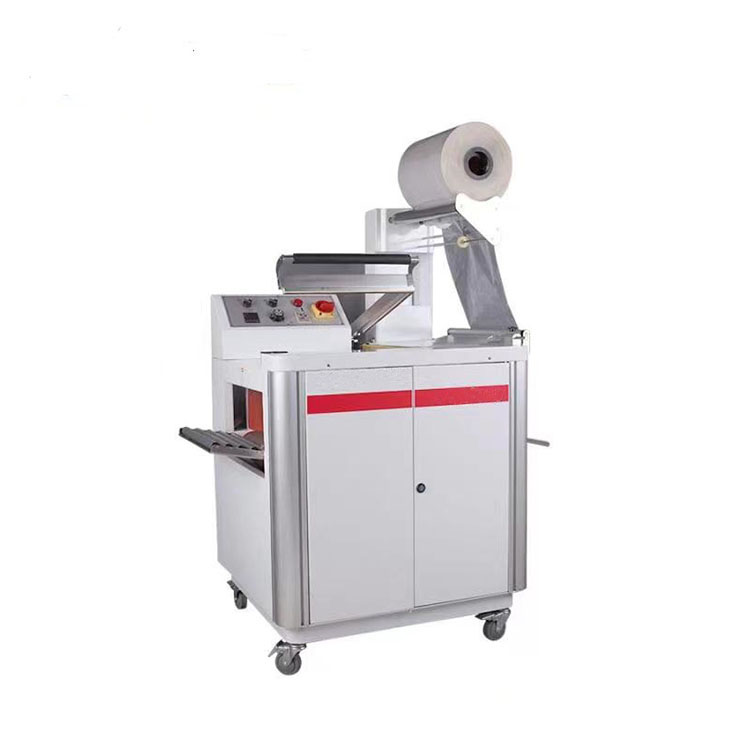 FM400 2 In 1 L Bar Type Sealing Sealer and Shrink Tunnel Packaging Machine