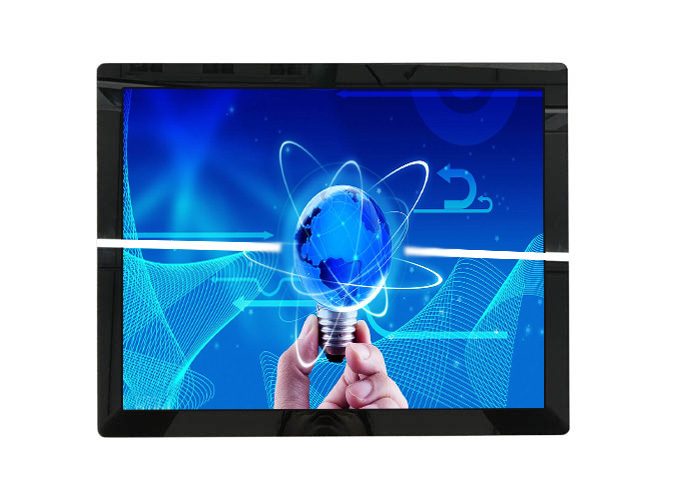 15 inch 1024x768 open frame capacitive touch monitor screen display for devices