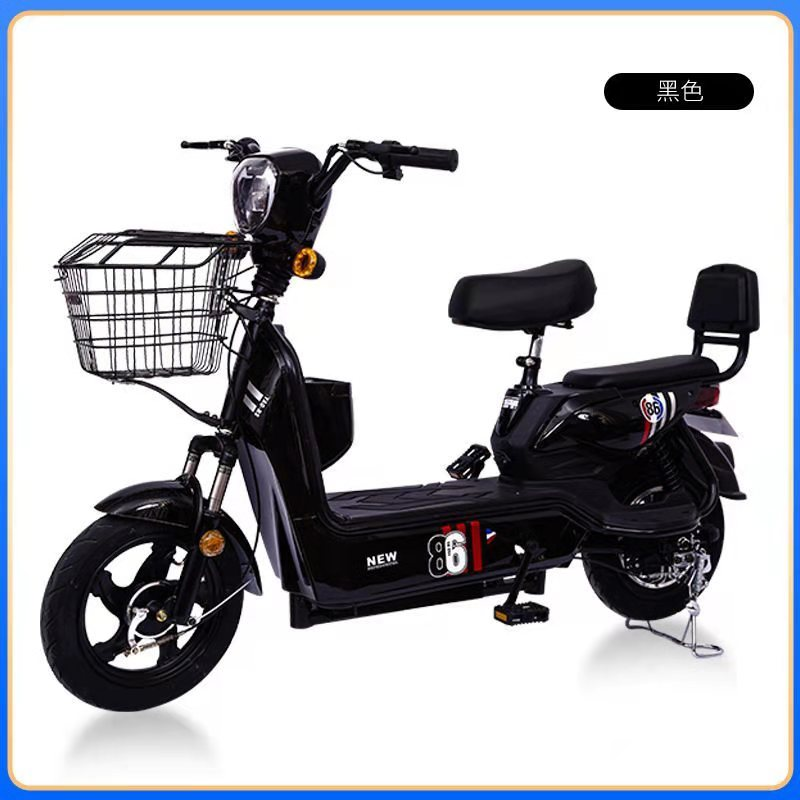 2021 new electric bicycle 350W48V12AH Made in China