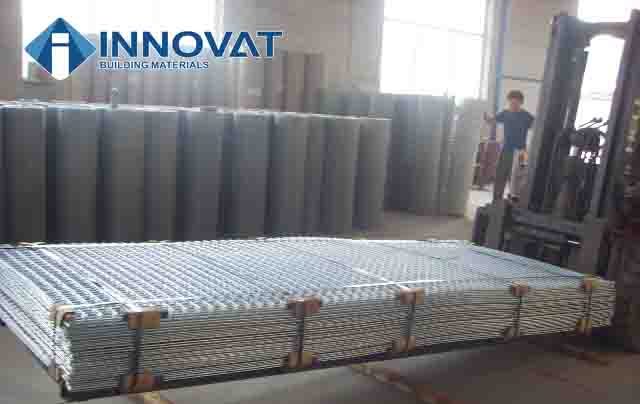 Hot Selling Welded Wire Fence Mesh Panel