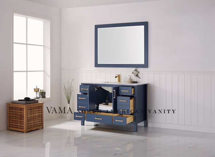 Vama 1200mm Floor Standing Bathroom Furniture Bathroom Vanity 723048