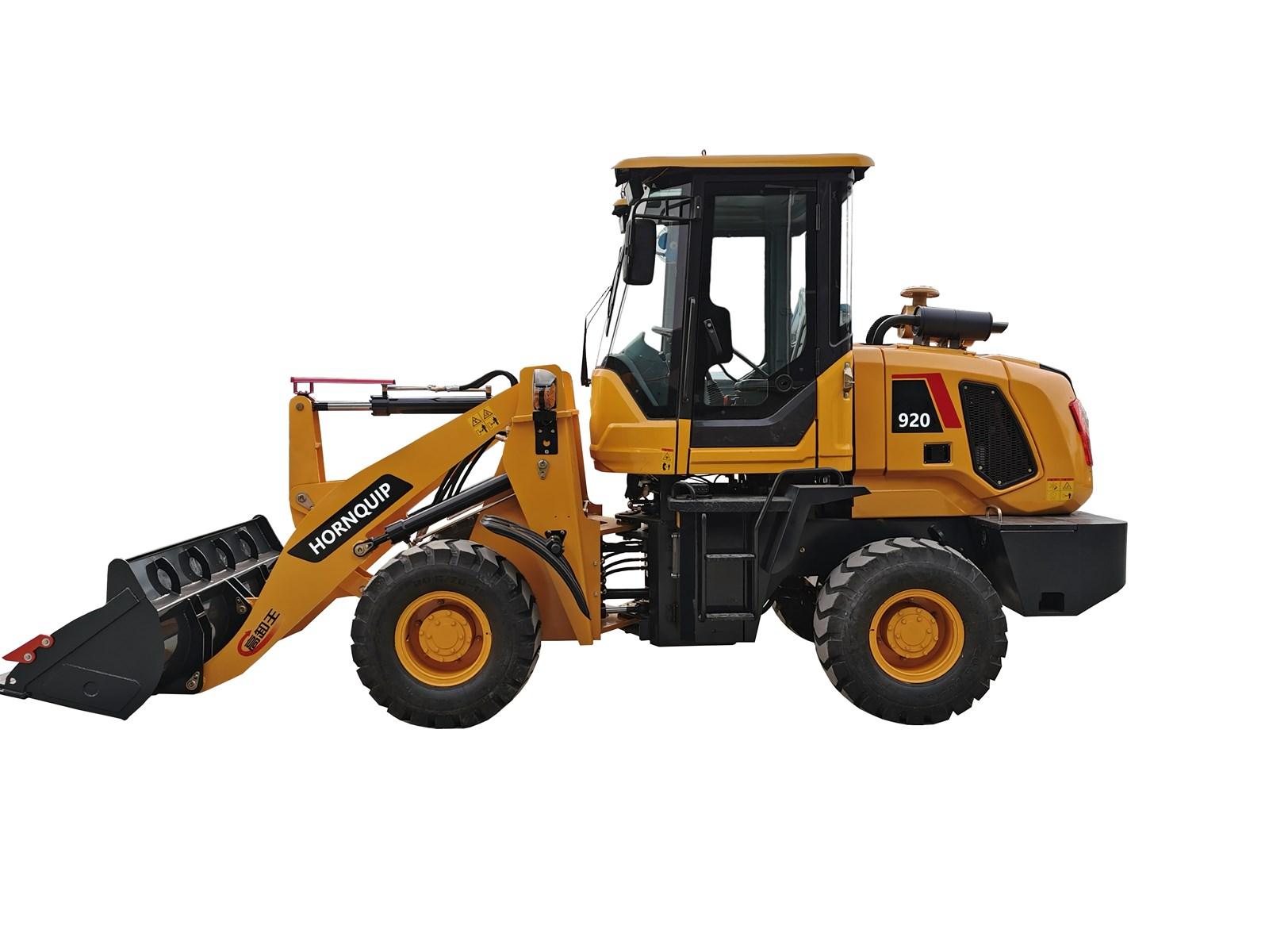 Sell Backhoe Loader AZ2210 1200kg rated load