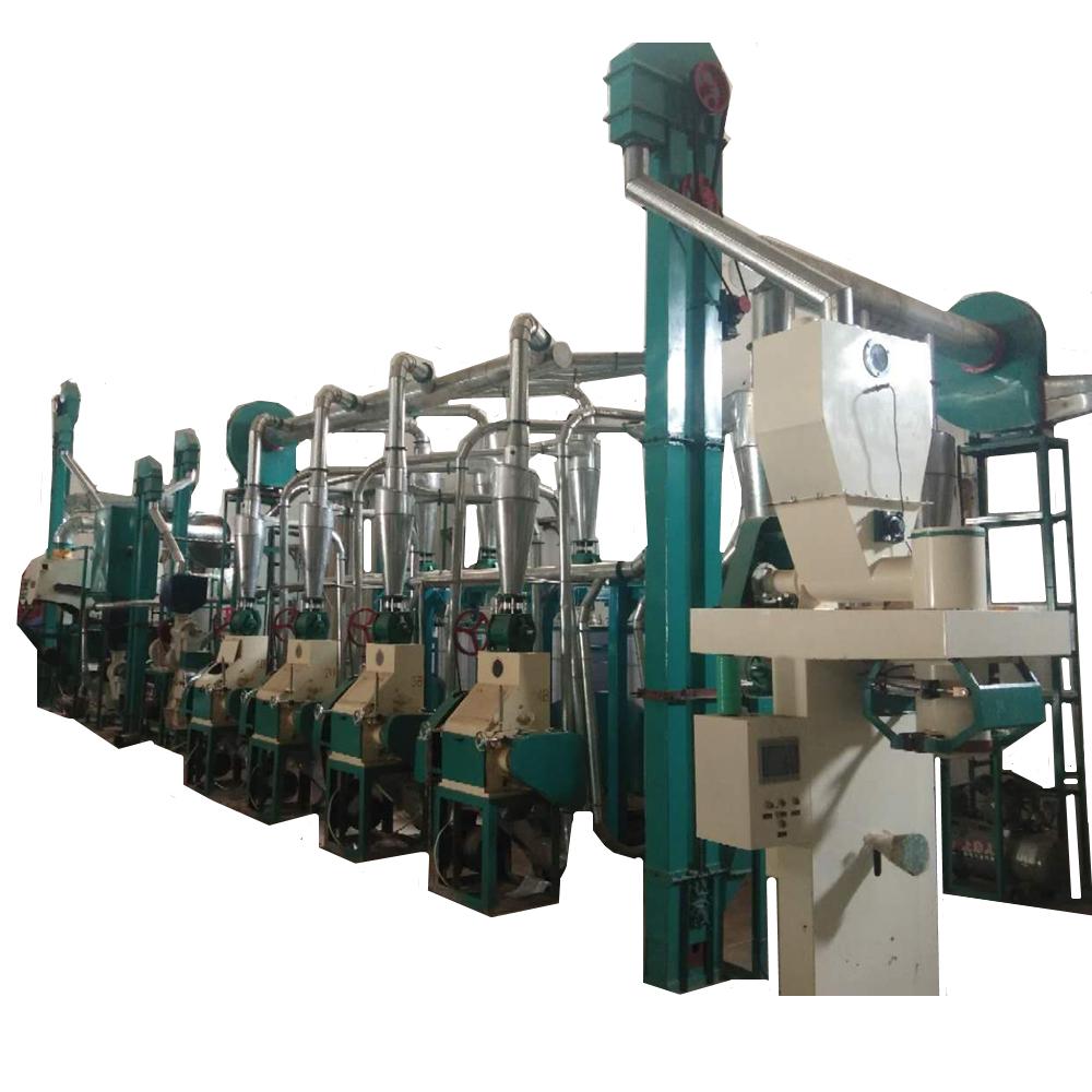 Flour grinder grain crusher low price