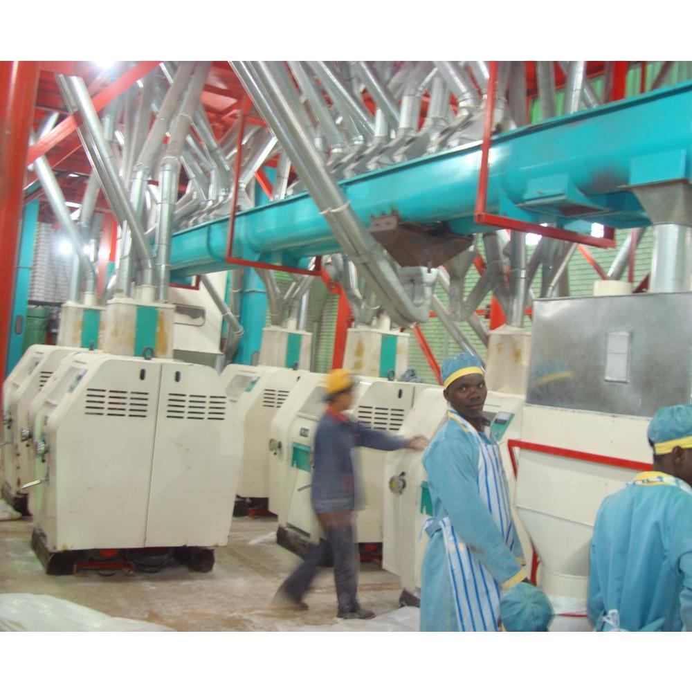 maize corn flour rice mill grain milling machine grinder machine production manufacturers