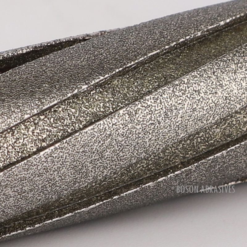 Electroplated Diamond Single Pass Honing Tools