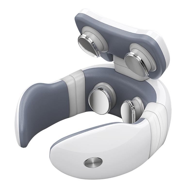 Rechargeable pulse neck massager HFRH61