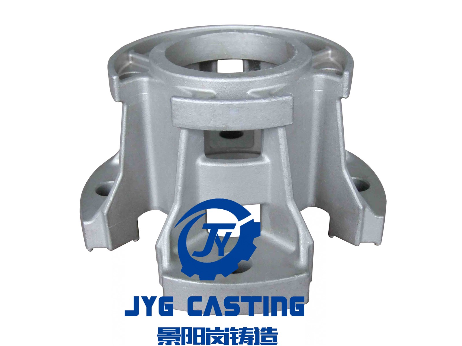 JYG Casting Customizes Quality Investment Casting Auto Parts