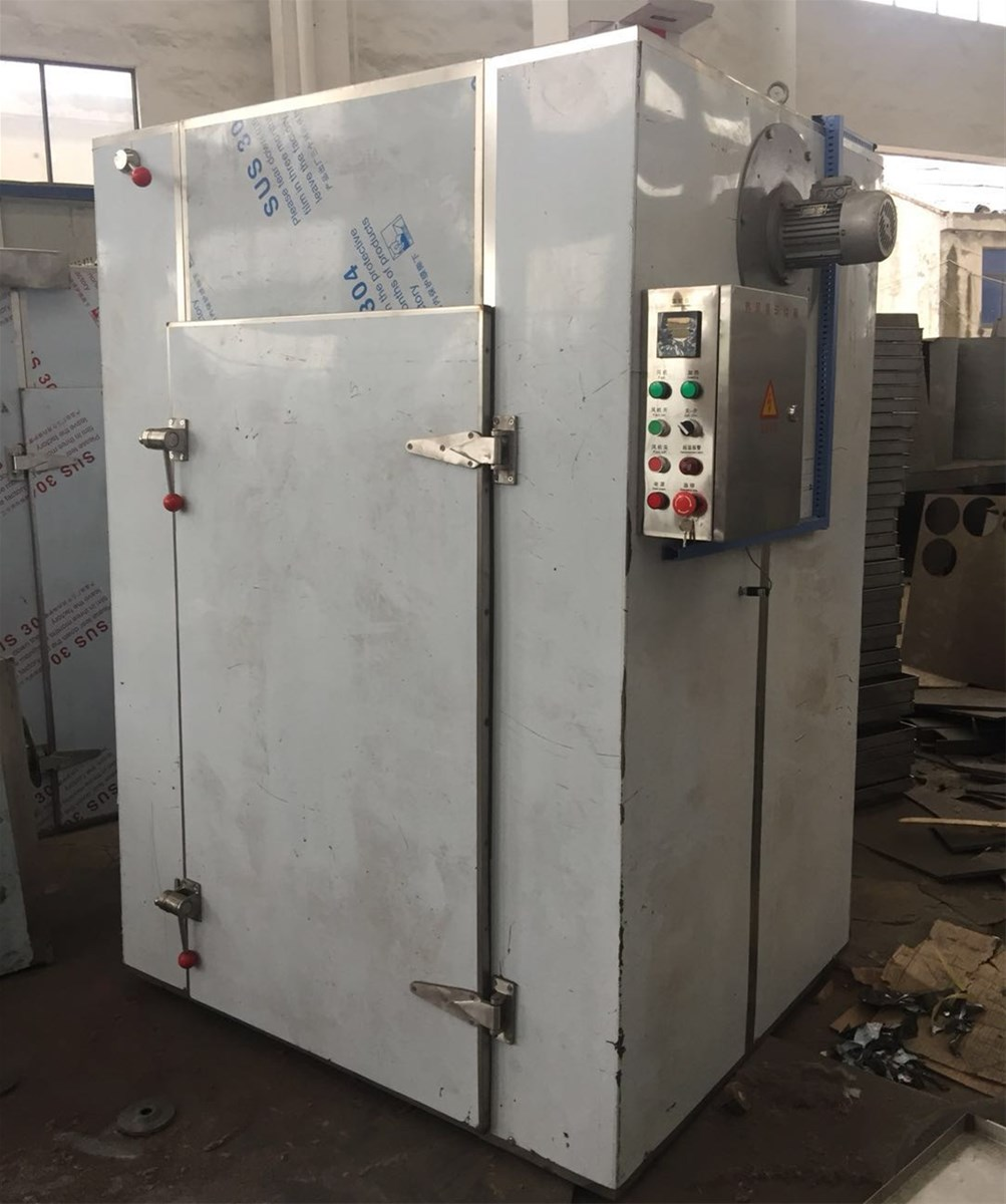 Hot air circulation drying machine sesame seeds spent grain spice starch tea leaf small fruit dehydrator cabinet oven