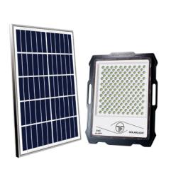 solar flood light 100w400w with WIFI camera