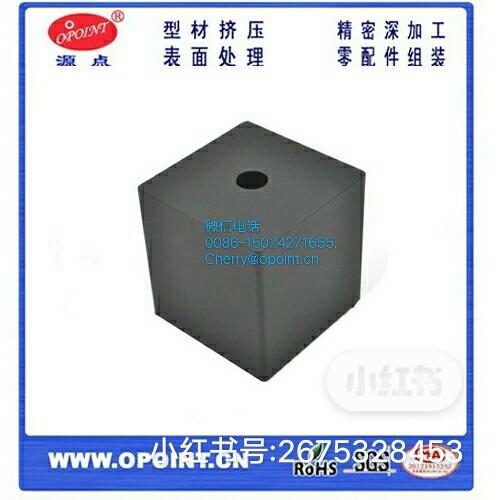 Aluminum Parts CNC Machining Aluminum Block Deep Processing Aluminum Accessories