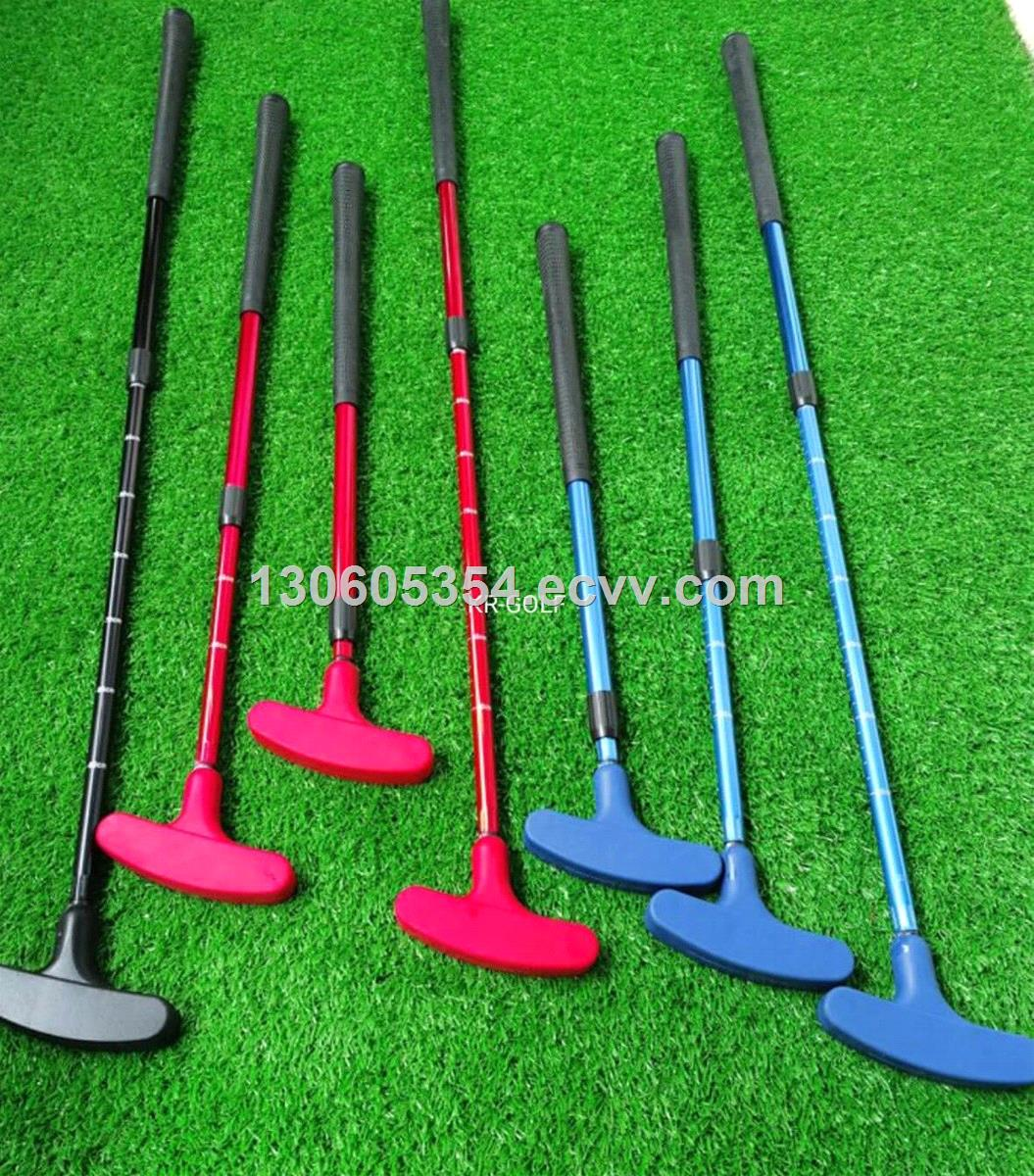 Size Adjustable Golf PuttersRetractable golf two way putter Adventure golf club