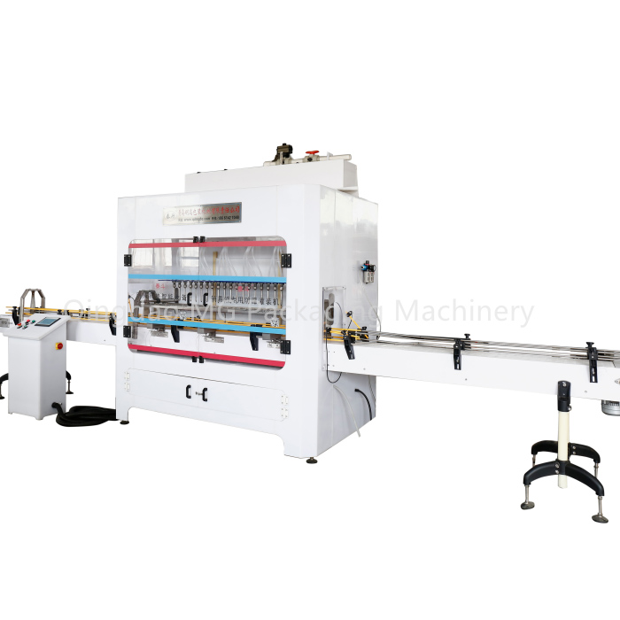 Fully Automatic Liquid Detergent Production Line