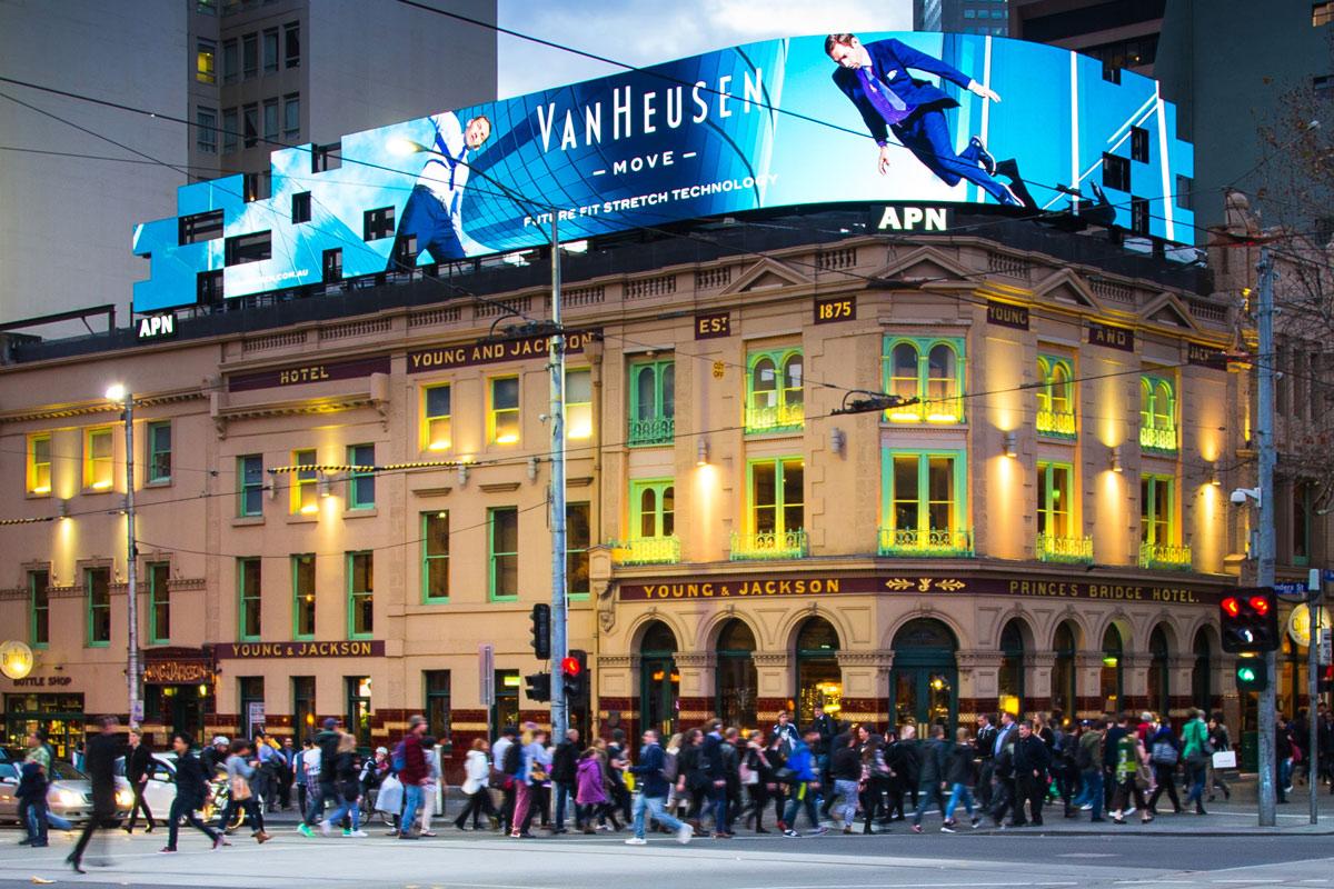 Waterproof HD outdoor LED video display for advertising
